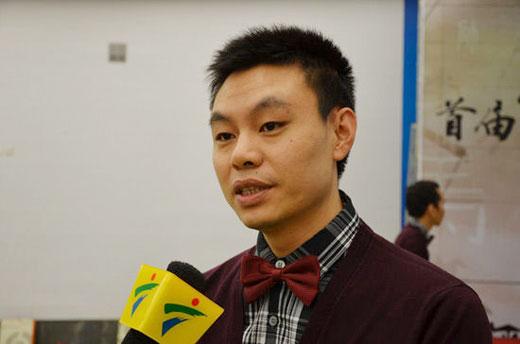 胡荣华鼓励弟子努力 许银川:老少组更具娱乐性